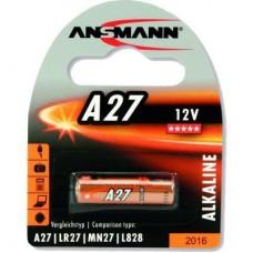 Батарейка Ansmann A27 (1516-0001)