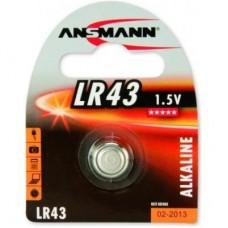 Батарейка Ansmann LR43 Alkaline (5015293)