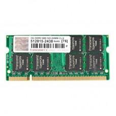 Модуль памяти для ноутбука SoDIMM DDR2 2GB 800 MHz Transcend (JM800QSU-2G)
