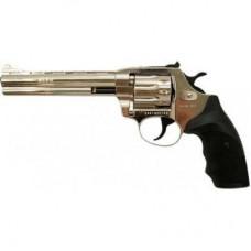 Револьвер под патрон Флобера Alfa 461 (никель, пластик) (144927/13)