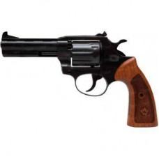 Револьвер под патрон Флобера Alfa 441 Classic (вороненый, дерево) (144911/11)