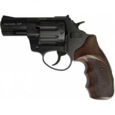 "Револьвер под патрон Флобера STALKER 2.5"" коричневый (ST25W)"