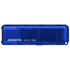 USB флеш накопитель ADATA 8GB DashDrive UV110 Blue USB 2.0 (AUV110-8G-RBL)