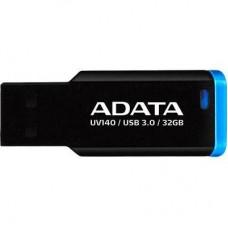 USB флеш накопитель ADATA 32GB UV140 Black+Blue USB 3.0 (AUV140-32G-RBE)