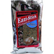 Прикормка Starbaits Eazi stick&bag mix liver&yeast печенка 1кг (32.65.66)