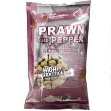 Прикормка Starbaits Prawn & Pepper креветка и перец method mix 2,5кг (200.06.74)