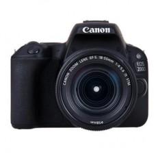 Цифровой фотоаппарат Canon EOS 200D 18-55 DC III Black Kit (2250C014)