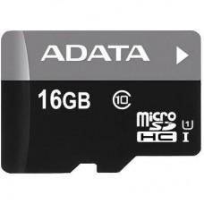 Карта памяти ADATA 16GB microSD class 10 UHS-I (AUSDH16GUICL10-R)