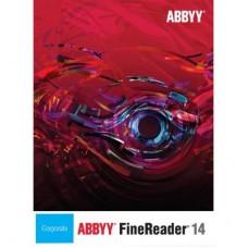 ПО для работы с текстом ABBYY FineReader 14 Corporate. Лиц. на раб. место (от 3 до 5) (AB-10763)