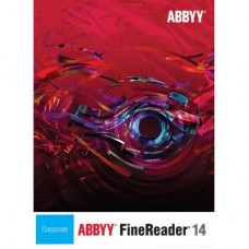 ПО для работы с текстом ABBYY FineReader 14 Corporate. Лиц. на раб. место (от 11 до 25) (AB-10765)