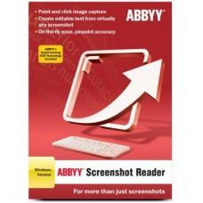 ПО для работы с текстом ABBYY Screenshot Reader (ESD) for personal use (AB-05313-00)