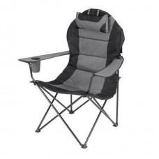 Кресло складное Time Eco Майстер Короп серый (4820183480538)