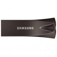 USB флеш накопитель Samsung 128GB Bar Plus Black USB 3.1 (MUF-128BE4/APC)