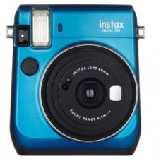 Камера моментальной печати Fujifilm Instax Mini 70 Blue EX D (16496079)