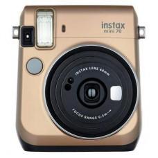 Камера моментальной печати Fujifilm Instax Mini 70 Stardust Gold (16513891)