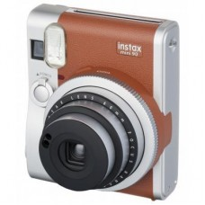 Камера моментальной печати Fujifilm Instax Mini 90 Instant camera Brown EX D (16423981)