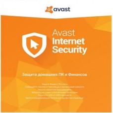 Антивирус Avast Internet Security 3 ПК 1 год (продление эл. лицензии) (AVAST-IS-8-R-1Y-3P)