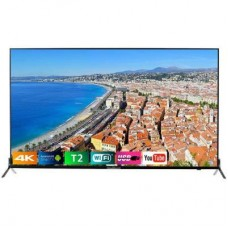 Телевизор Bravis ELED-55Q5000 Smart + T2 black