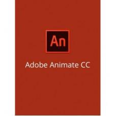 ПО для мультимедиа Adobe Animate CC / Flash Professional CC teams Multiple/Multi Lang (65297552BA01A12)