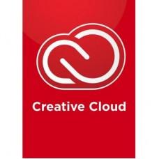 ПО для мультимедиа Adobe Creative Cloud teams Apps Multiple/Multi Lang Lic Subs New 1 (65297752BA01A12)
