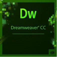 ПО для работы с WEB Adobe Dreamweaver CC teams Multiple/Multi Lang Lic Subs New 1Year (65297796BA01A12)