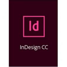 ПО для мультимедиа Adobe InDesign CC teams Multiple/Multi Lang Lic Subs New 1Year (65297582BA01A12)