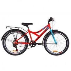 "Велосипед Discovery 24"" FLINT MC Vbr рама-14"" 2019 оранжевый (баг.) (OPS-DIS-24-130)"