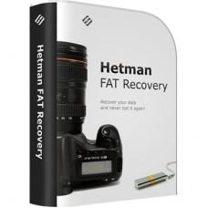 Системная утилита Hetman Software FAT Recovery Коммерческая версия (UA-HFR2.3-CE)