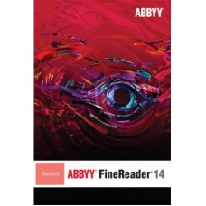 ПО для работы с текстом ABBYY FineReader 14 Standard. Лиц. на раб. место (от 5 до 10) ** (FRF14WSEXXPSLNXXA/UA)