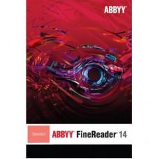 ПО для работы с текстом ABBYY FineReader 14 Standard. ONLY Academic. Лиц. на раб. место ** (FRF14WSEXXPSLNXXD/UA)